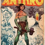 Anthro Cover DC Comic Showcase #74, 1968