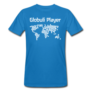 Globuli Player T-Shirt