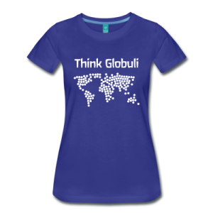 Think Globuli T-Shirt